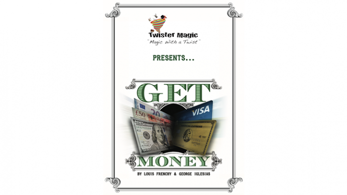 GET MONEY (EURO) by Louis Frenchy, George Iglesias & Twister Mag