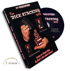DVD Dice Stacking by Todd Strong