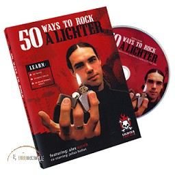 DVD 50 Ways To Rock A Lighter