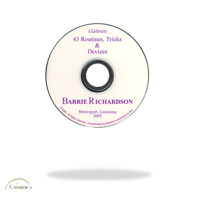 CD Barrie Richardson Collection