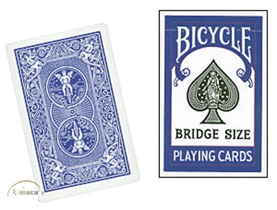 Bicycle Bridge Size (blau)