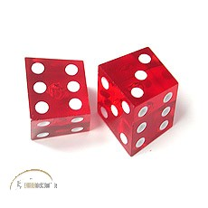 Dice 2-pack Crooked Dice