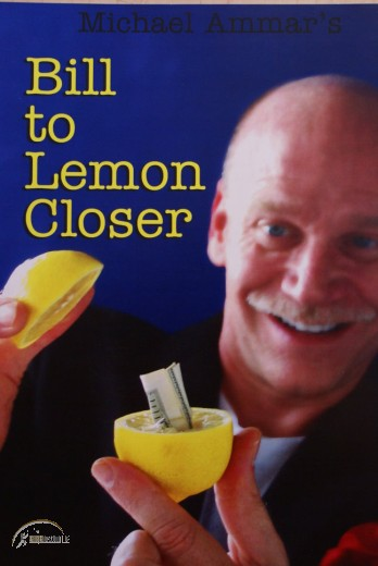 Bill to Lemon Closer (Lecture Notes) by Michael Ammar