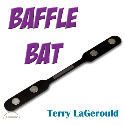 Baffle Bat by Terry LaGerould