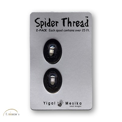 Spider Thread (2 piece pack) by Yigal Mesika