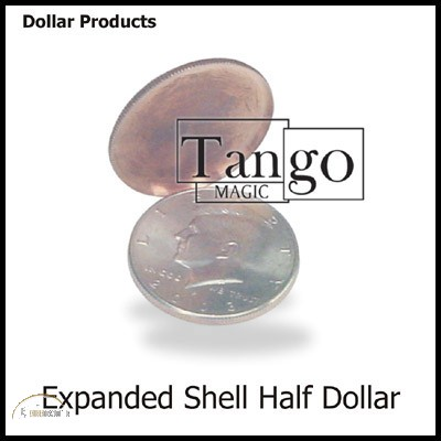 Expanded Shell Half Dollar (Head) by Tango
