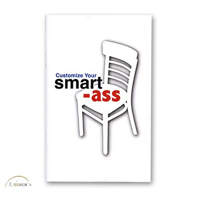 Customize Your Smart Ass (Book and props) by Bill Abbott