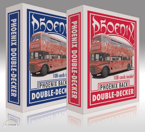 Phoenix Double-Decker blau/ blau