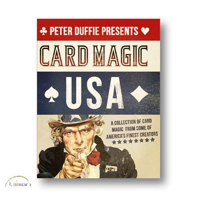 Card Magic USA by Peter Duffie and Vanishing Inc.