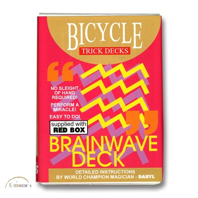 Bicycle Brainwave Deck (blaue Box)