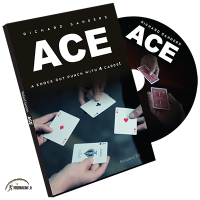 ACE (Cards and Online-Link) by Richard Sanders