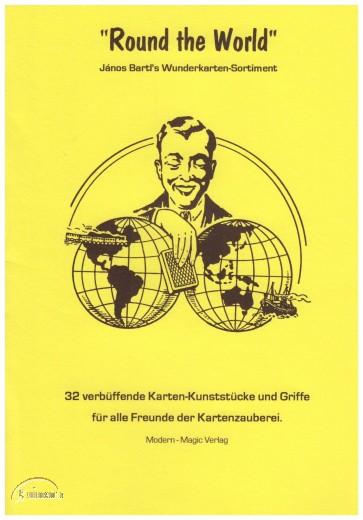 Round the World by Modern Magic (inkl. Kartenspiel und Gimmick)