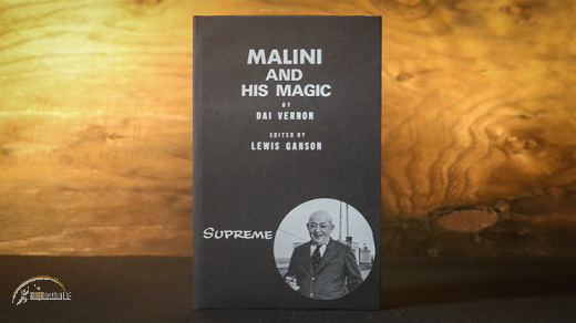 Malini and his magic (Limited) by Dai Vernon