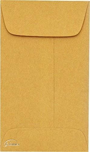 50 Umschläge/ Manila Envelopes (1 Stück = 0,22 ¤)