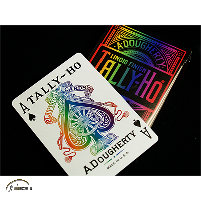 Tally Ho - Spectrum Deck Circle Back