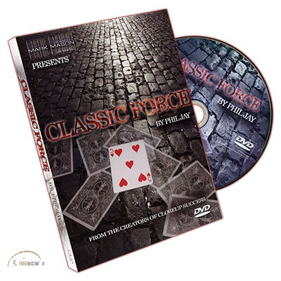 DVD Classic Force by Phil Jay and JB Magic