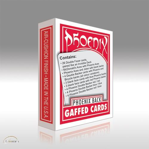 Phoenix Gaffed Cards