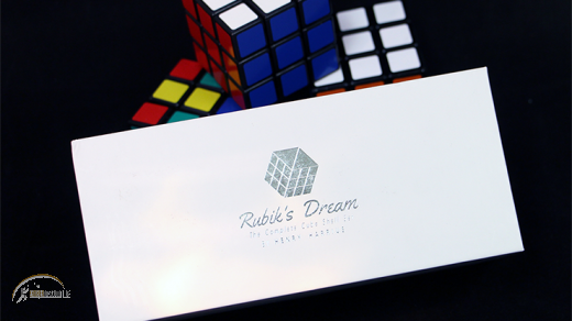 Rubik's Dream (Gimmicks and Online Instructions) by Henry Harriu