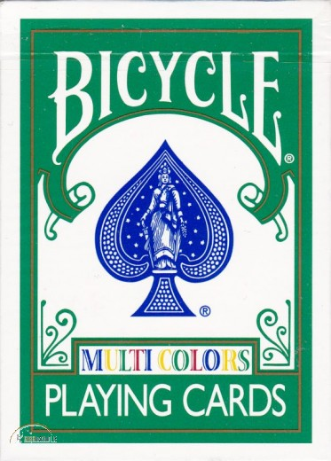 Bicycle Multicolor Deck