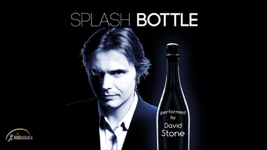 Splash Bottle 2.0 (Gimmick and Online Instructions) by David Sto