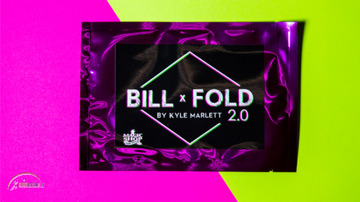 BILLFOLD 2.0 (Gimmicks and Online Instructions) by Kyle Marlett
