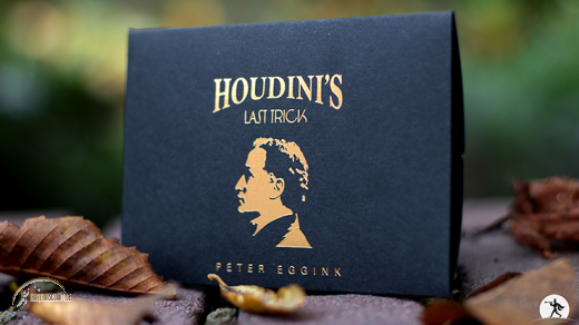 Houdinis Last Trick (Gimmicks and Online Instructions) by Peter