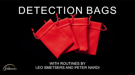 Detection Bag (Gimmicks and Online Instructions) by Leo Smetsers