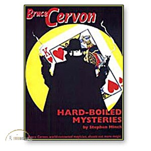 Bruce Cervon Hard Boiled Mysteries