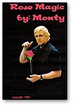 DVD Rose Magic by Monty