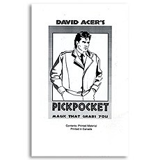 Pickpocket by David Acer