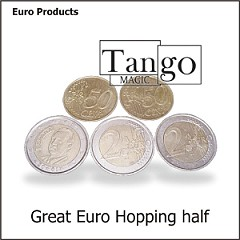 Great Euro Hopping Half/ Die hüpfenden Münzen