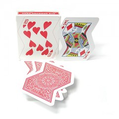 Crooked Playing Card Deck US Games Systems