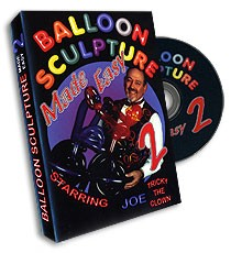DVD Balloon Sculpture Made Easy by Hampton Ridge Vol.2