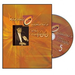 DVD Richard Osterlind Mind Mysteries Too Vol.5