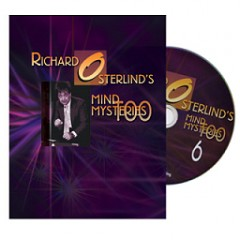 DVD Richard Osterlind Mind Mysteries Too Vol.6