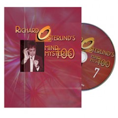 DVD Richard Osterlind Mind Mysteries Too Vol.7