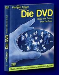 DVD Die Fertigen Finger