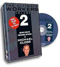DVD Michael Close Workers- Vol. 2