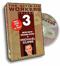 DVD Michael Close Workers- Vol. 3