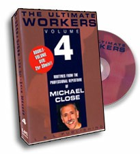 DVD Michael Close Workers- Vol. 4