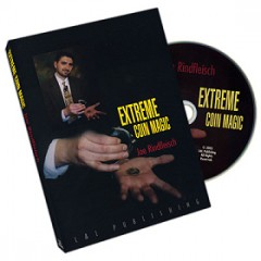 DVD Extreme Coin Magic by Joe Rindfleisch