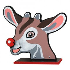 Forgetful Rudolph The Red Nosed Reindeer by Daytona Magic