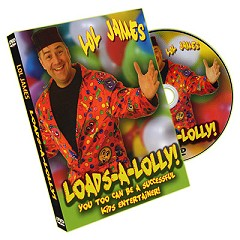 DVD Loads-A-Lolly by Lol James