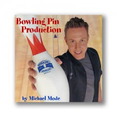 Bowling Pin Production by Michael Mode