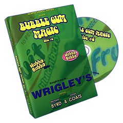 DVD Bubble Gum Magic Vol. 1 by James Coats and Nicholas Byrd