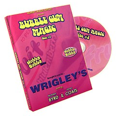 DVD Bubble Gum Magic Vol. 2 by James Coats and Nicholas Byrd