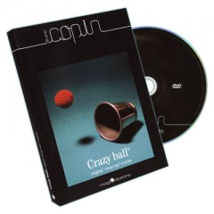 DVD Crazy Ball by Bruno Copin