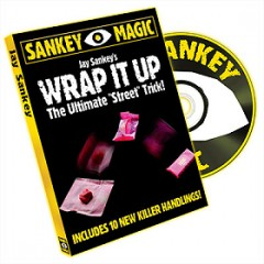 DVD - Wrap It Up by Jay Sankey