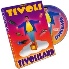 DVD Arthur Tivoli in Tivoliland by Arthur Tivoli