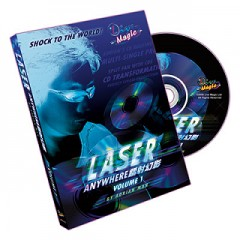 DVD Laser Anywhere Vol. 1 by Adrian Man